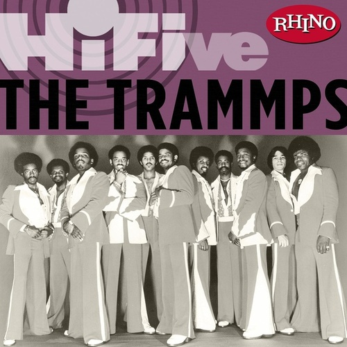 Rhino Hi-five:  The Trammps de The Trammps
