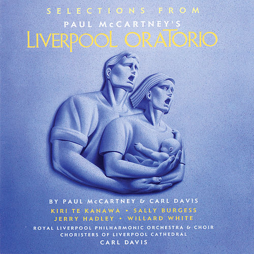 Selections From Liverpool Oratorio von Paul McCartney