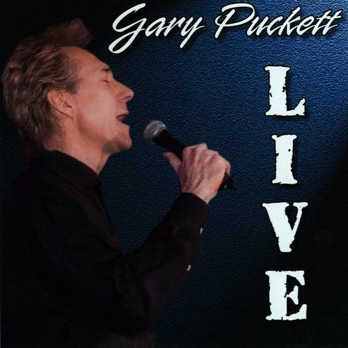 Gary Puckett Live by Gary Puckett
