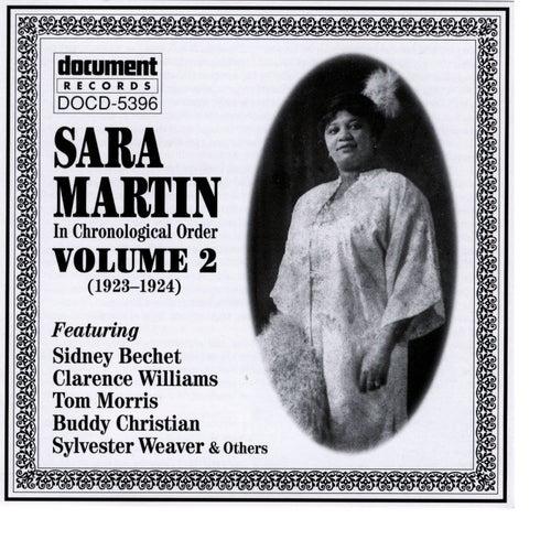 Sara Martin Vol. 2 (1923-1924) by Sara Martin