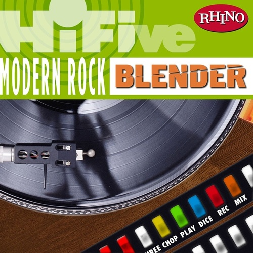 Hi-Five: Modern Rock Blender by Various Artists