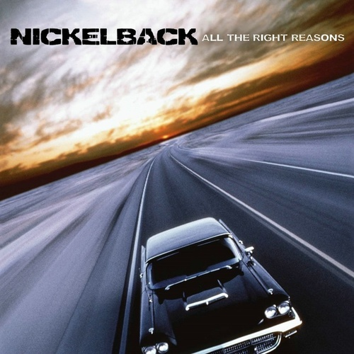 All the Right Reasons de Nickelback