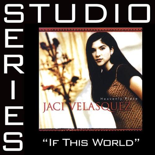 If This World [Studio Series Performance Track] de Performance Track - Jaci Velasquez