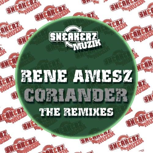 Coriander (The Remixes) von Rene Amesz