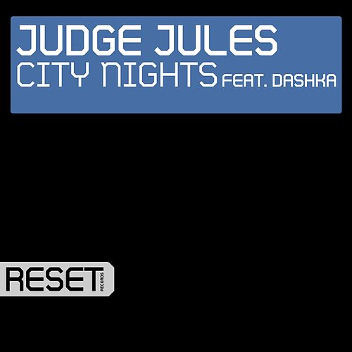 City Nights by Judge Jules