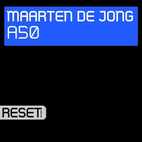 A50 by Maarten de Jong