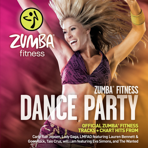 Zumba Fitness Dance Party by Various Artists