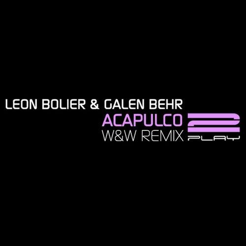 Acapulco von Leon Bolier