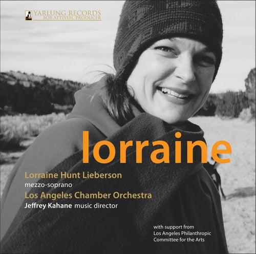 Lorraine von Lorraine Hunt Lieberson