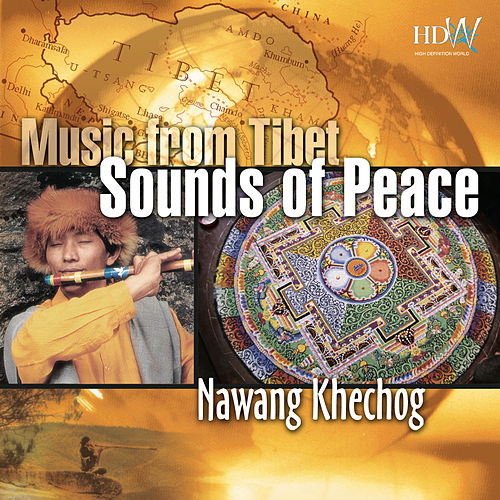 Music From Tibet - Sounds of Peace von Nawang Khechog