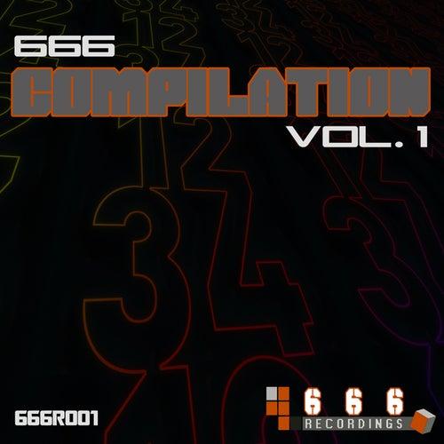 666 Compilation Vol. 1 de Various Artists