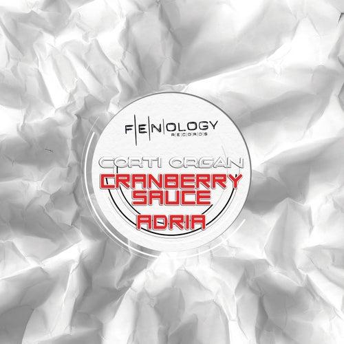 Cranberry Sauce / Adria by Corti Organ