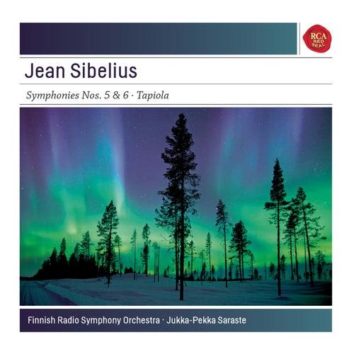 Sibelius: Symphonies No. 5 in E-Flat Major, Op. 82 & No. 6 in D Major, Op. 104; Tapiola, Op. 112 by Jukka-Pekka Saraste