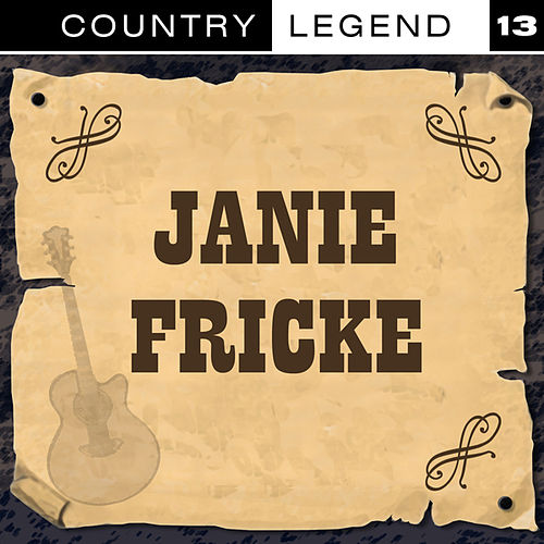 Country Legend Vol. 13 by Janie Fricke
