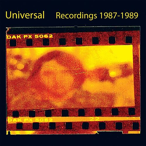 Recordings 1987-1989 by Universal