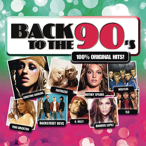 Back To The 90's de Various Artists