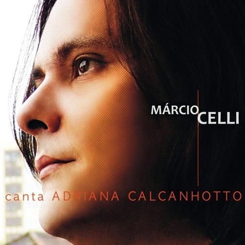 Márcio Celi canta Adriana Calcanhotto de Márcio Celli