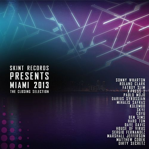 Miami 2013 : The Closing Selection von Various Artists
