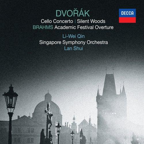 Dvořák: Cello Concerto, Silent Woods / Brahms: Academic Festival Overture von Li-wei Qin