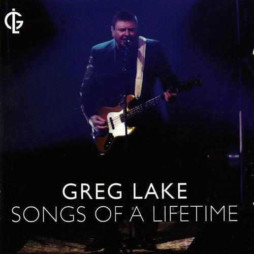 Songs Of A Lifetime de Greg Lake
