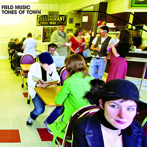 Tones Of Town by Field Music