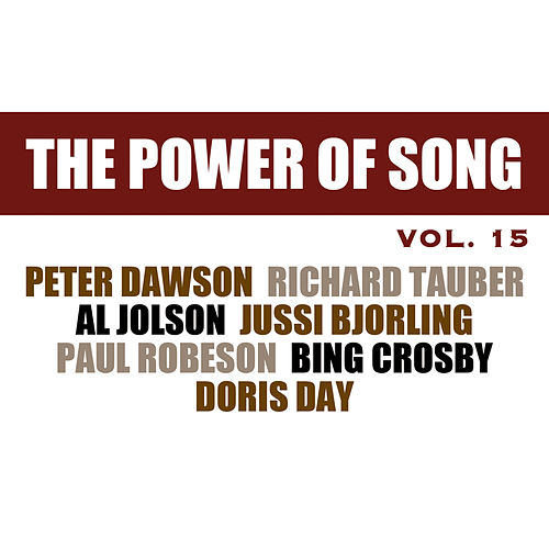 The Power of Song Vol. 15 von Various Artists