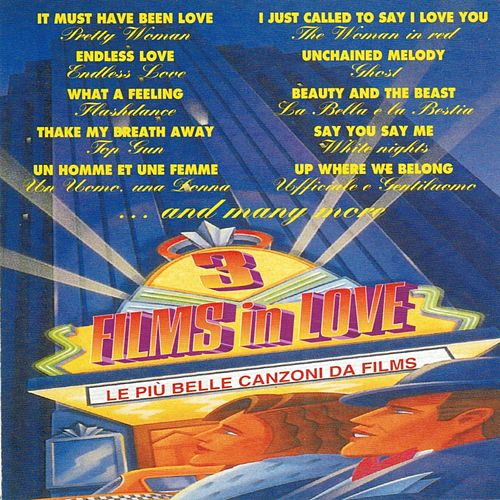 FILMS IN LOVE, Vol. 3 de Various Artists