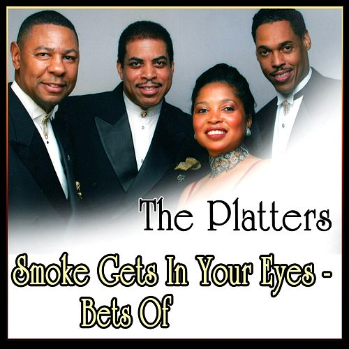 Smoke Gets In Your Eyes - Bets Of de The Platters