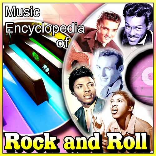 Music Encyclopedia of Rock And Roll di Various Artists