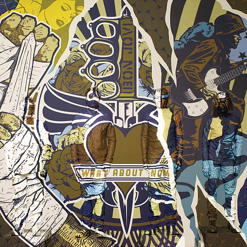 What About Now (Int'l Deluxe Booklet Version) by Bon Jovi