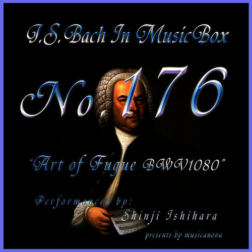 Bach In Musical Box 176 / The Art Of Fugue Bwv1080 de Shinji Ishihara