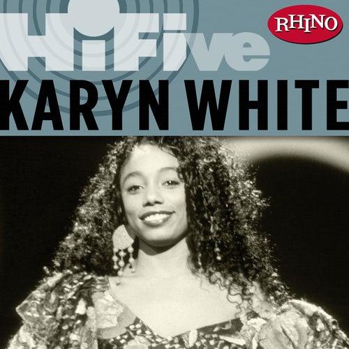 Rhino Hi-Five: Karyn White de Karyn White