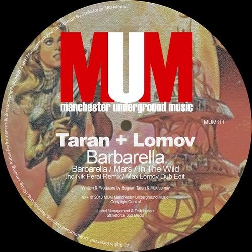 Barbarella von Taran