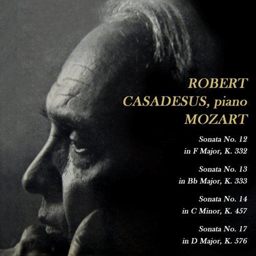 Mozart Sonatas de Robert Casadesus