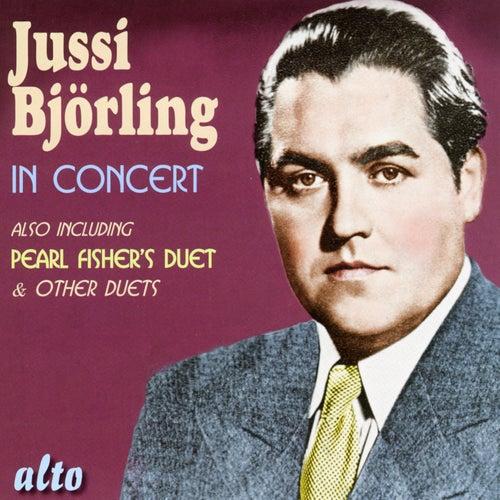 In Concert - Live At Carnagie Hall Plus Opera Duets von Jussi Bjorling