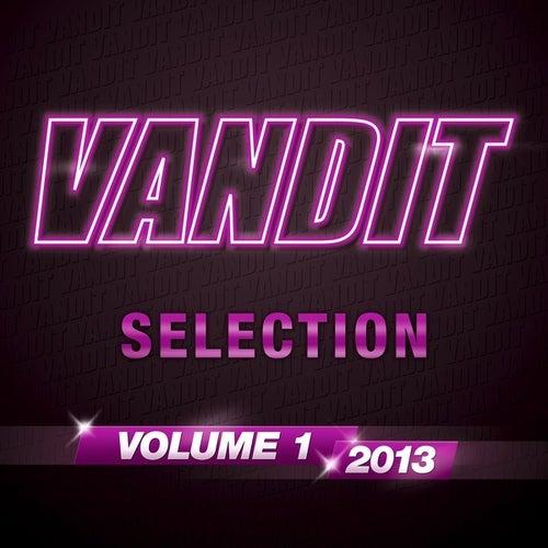 VANDIT Selection 2013, Vol. 1 von Various Artists