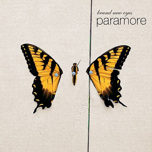 Brand New Eyes (Deluxe Edition) de Paramore