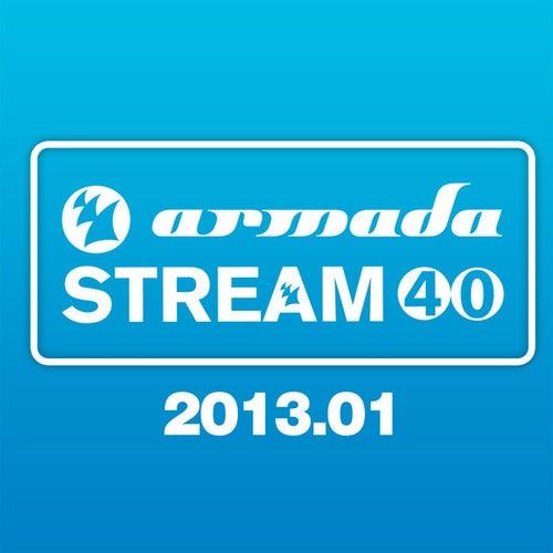 Armada Stream 40 - 2013.01 von Various Artists