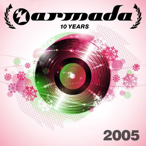 10 Years Armada: 2005 de Various Artists