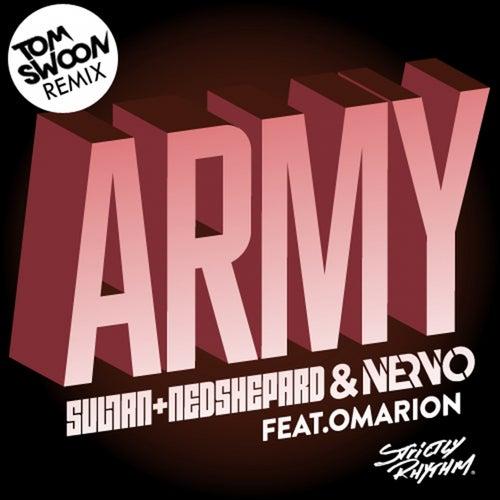 Army (Tom Swoon Remix) von Sultan & Ned Shepard