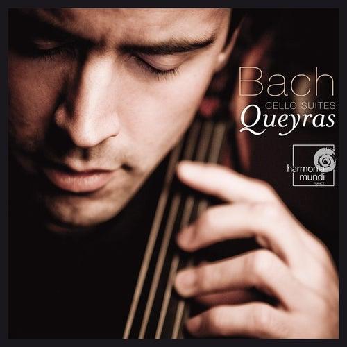 J.S. Bach: Complete Cello Suites by Jean-Guihen Queyras