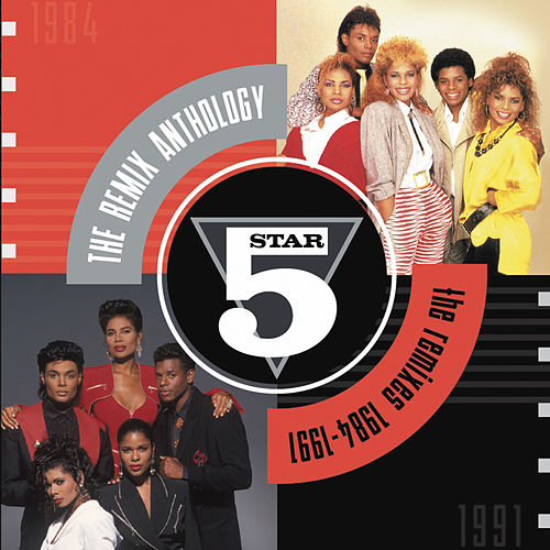 The Remix Anthology by Five Star