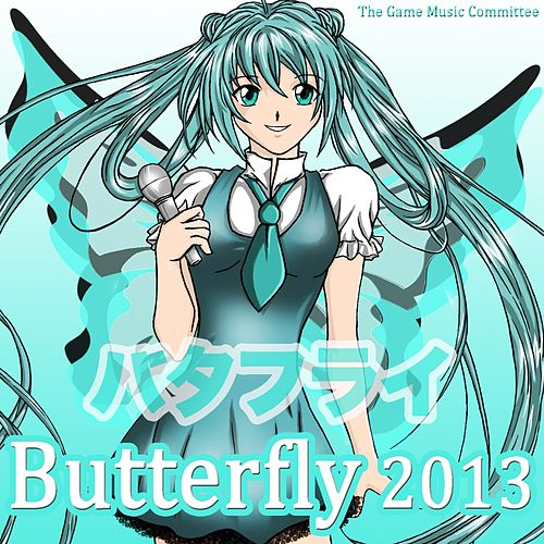 Butterfly 2013 de The Game Music Committee