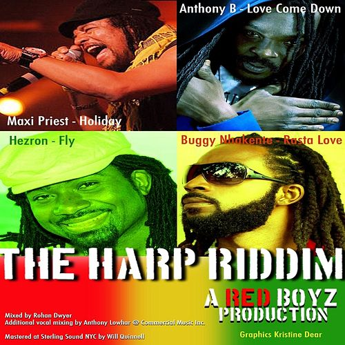 The Harp Riddim by Various Artists