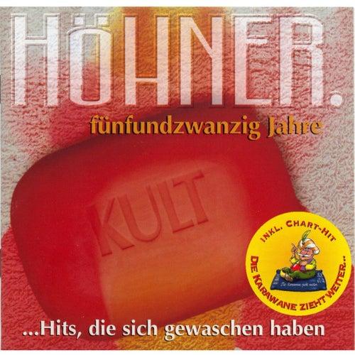 Best Of-25 Jahre von Höhner