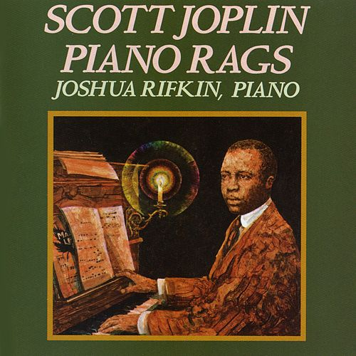 Scott Joplin Piano Rags de Joshua Rifkin