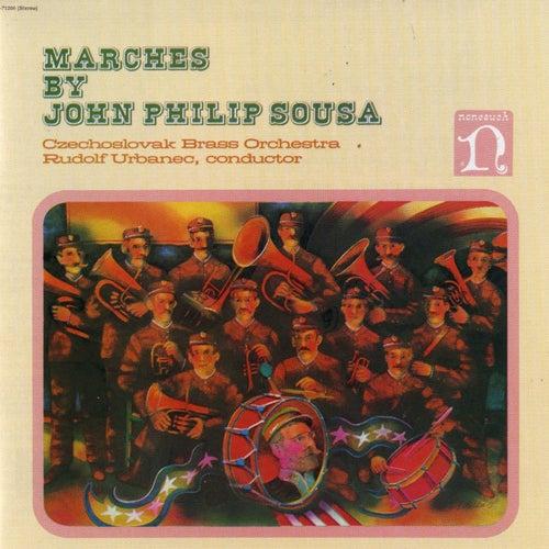Sousa: Marches de Czechoslovak Brass Orchestra - Rudolf Urbanec Conductor