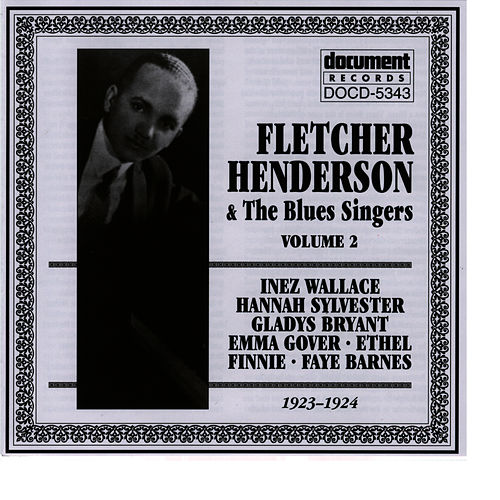 Fletcher Henderson and The Blues Singers Vol. 2 (1923-1943) de Fletcher Henderson