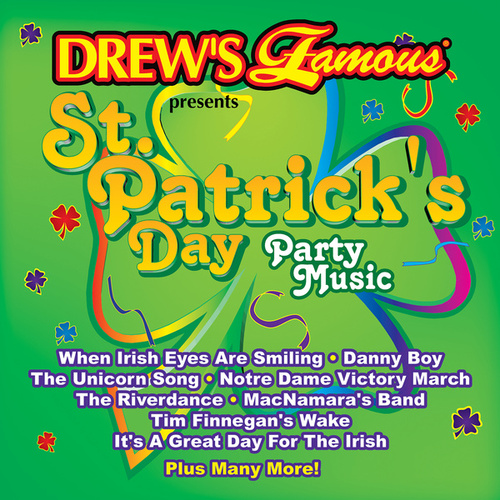 Drew's Famous St. Patrick's Day Party Music de The Hit Crew