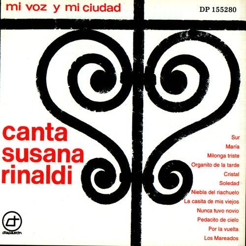 Mi Voz Y Mi Ciudad de Susana Rinaldi